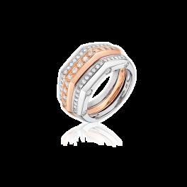 Кольцо с бриллиантом Audemars Piguet