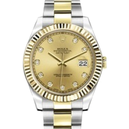Часы Rolex Datejust II 41mm Steel And Yellow Gold 116333