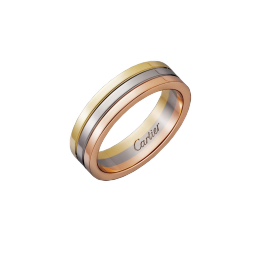 Кольцо Cartier  Trinity B4052100