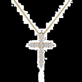 Крест Graff Cross Pendant Small Model