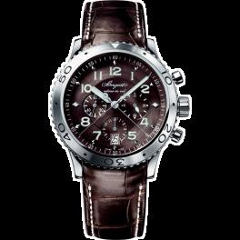 Часы Breguet Transatlantique Type XXI Flyback Chronograph 3810ST/92/9ZU