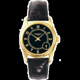 Часы Patek Philippe Calatrava Yellow Gold 5000j