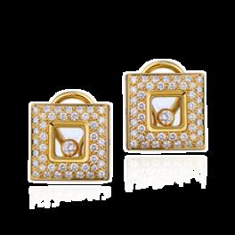 Серьги Chopard happy-diamonds-earrings 84/2618-20