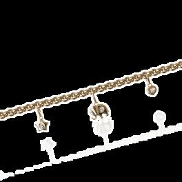 Браслет Chopard Happy Diamond Elephant Bracelet 80/2482