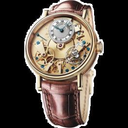 Часы Breguet Tradition Manual Wind Gold 7027BA