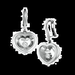 Серьги Chopard  Happy Diamonds 837773-1001