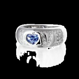 Кольцо с бриллиантом Chopard Diamond Love Band Ring 82/2900/12