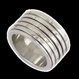 Кольцо с бриллиантом Piaget Possession White Gold Diamond Set Ring