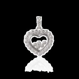 Колье Chopard Кулон Icons Heart 799471-5001