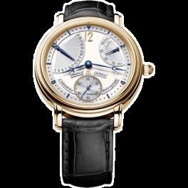 Часы Maurice Lacroix Masterpiece 18K RG Calendar Retrograde Manual Mens Watch MP6208