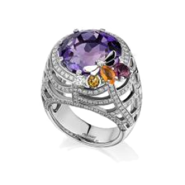 Кольцо CHAUMET Attrape Moi Ring