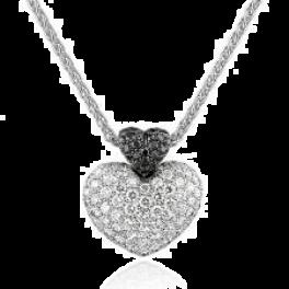 Колье de Grisogono подвеска с бриллиантами