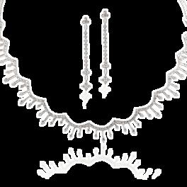 Комплект RalfDiamonds  с бриллиантами