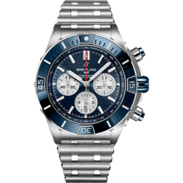 Часы Breitling SUPER CHRONOMAT BO1 44 AB0136