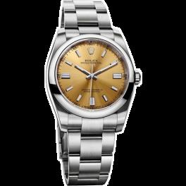 Часы Rolex Oyster Perpetual White Grape 116000