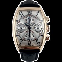 Часы Franck Muller Master Banker Chrono 7850 CC MB