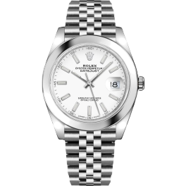 Часы Rolex Datejust 41mm Stainless Steel 126300