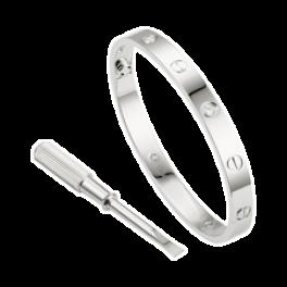 Браслет Cartier Love Bracelet, 4 Diamonds B6035817