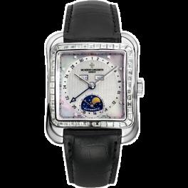 Часы Vacheron Constantin Toledo 1952 - White gold - MOP Dial - Diamond Bezel 47650/000G-9112