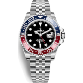 Часы Rolex GMT-Master II Pepsi 126710BLRO