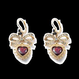 Серьги Dolce & Gabbana Love Earrings WEEL1G WGRA1 Z0000