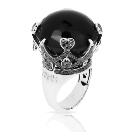 Кольцо с бриллиантом Pasquale Bruni Sissi Ring