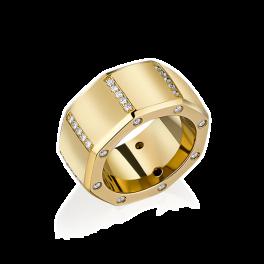 Кольцо с бриллиантом Audemars Piguet Royal Oak Diamond Ring
